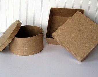 ... Program Box - do it yourself program box, favor box, centerpiece box