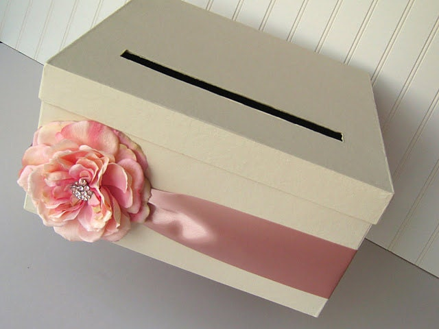 Wedding Gift Box Holder: DIY Wedding Card Box Kit To Make Your Own Wedding Card