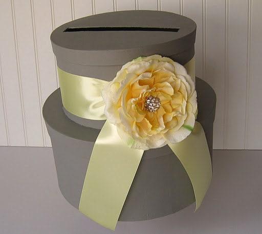 Wedding Card Ideas To Make: Wedding Card Box Do It Yourself Box And Supplies