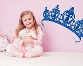 Princess Crown Wall Decal