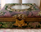 This Victorian Velvet Antique Photo Album Could Hold Your Family Pics And Your Eye