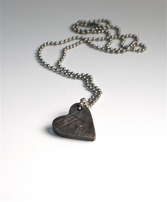 Holiday Romance, Meteorite Jewelry,Shooting Star, Pendant