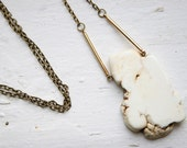 Magnesite Necklace (as seen on the Today Show)