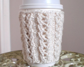 Knit Cup Cozy- CLEARANCE