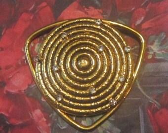 Vintage Gold Triangular Classic