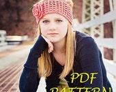 PDF Spring Collection Headband  / Headwrap CROCHET PATTERN No009