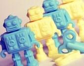 three robots- custom listing