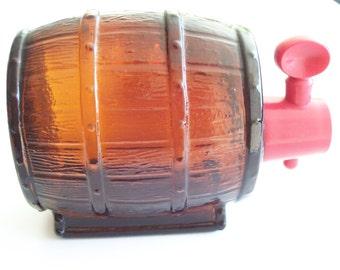 Vintage Avon Wild Country Aftershave Beer Keg Bottle