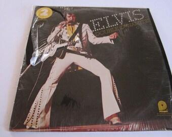 Elvis Presley, Double Dynamite, 1975, DL2-5001 STEREO