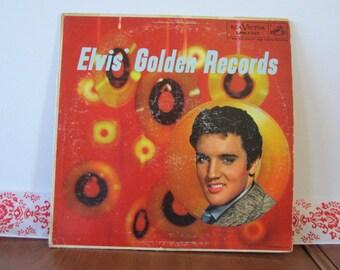 Elvis Presley, Elvis Golden Records, 1958, (LPM-1707 RE)