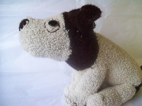 Spot, The Handmade Sock Dog
