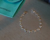 Tiffany & Co. Chain of Hearts bracelet