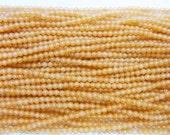 """Aventurine Beads 2mm Round Genuine Red Bead Semiprecious Gemstone 15""""L Bead Jewelry Making 15""""L Jewelry Supply"""