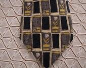 Beautiful Vintage Ermenegildo Zegna Silk Tie