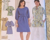 Simplicity Sewing Pattern 2963, UNCUT Size M, L, XXL