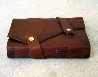 Make your own------------- MEDIEVAL LEATHER JOURNAL--------Tutorial Pdf