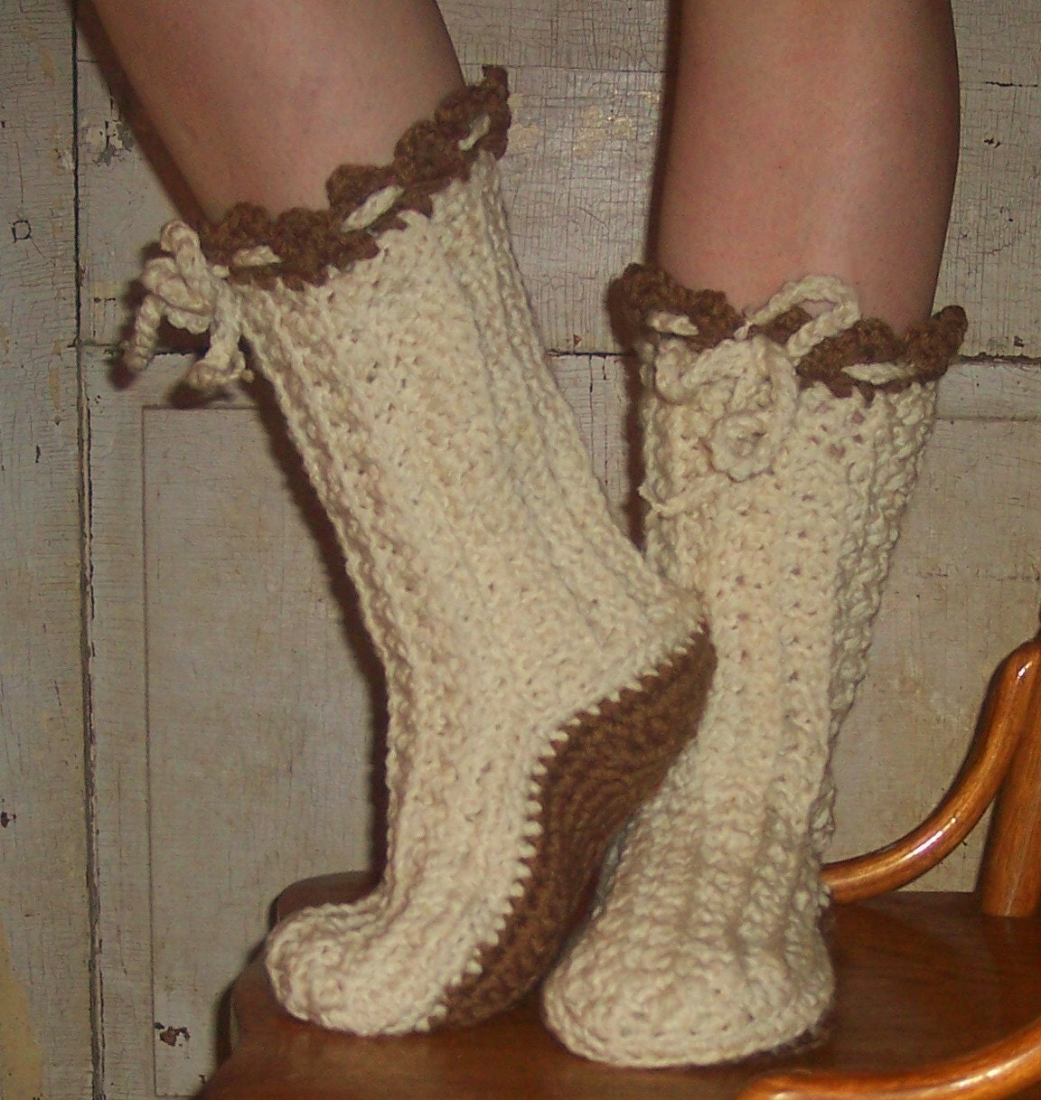 Crochet Free Patterns Boots : Crochet Pattern Boots DELICIOUS CROCHET