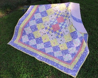 Lap or Bed Quilt