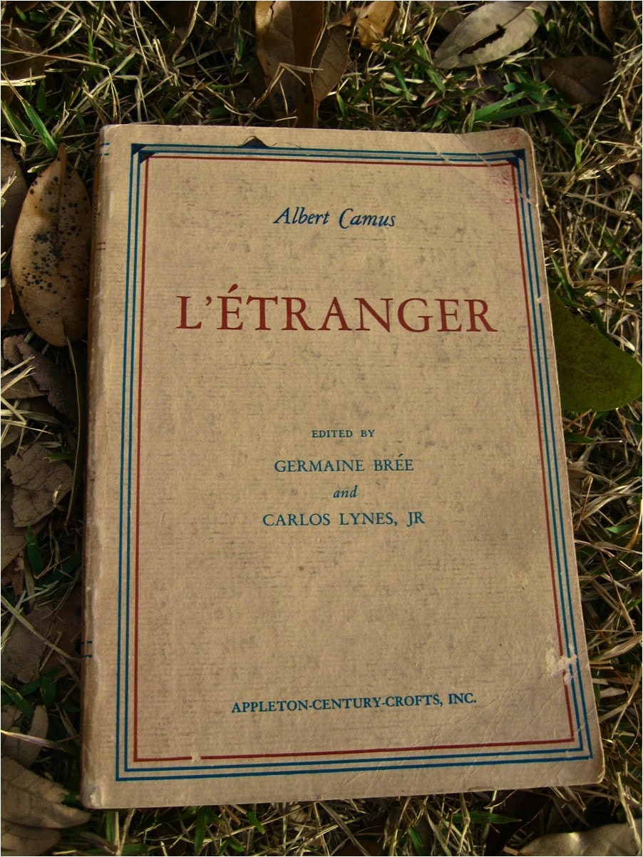 review on the stranger by albert camus The stranger, by albert camus, is by far my favorite book i read it at least once a year, and even though it's short and sparse, i get something new out of it every time.