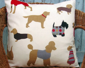 dog pillow cover floor pillow cover 26 inch pillow scottie dog pooch