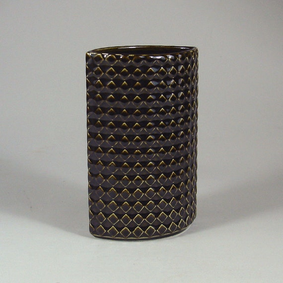Kaarina Aho Harlequin Vase Arabia Finland ca. 1960's