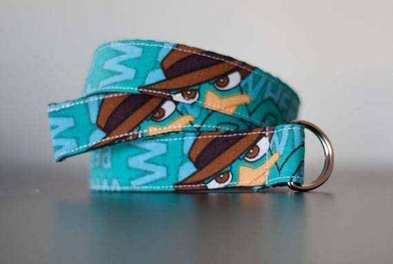 Perry the Platypus Belt