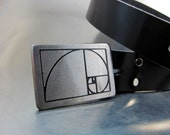 Golden Ratio Belt Buckle