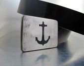 Sailor Belt Buckle