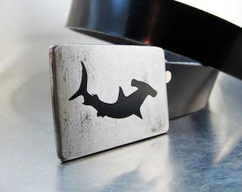Hammerhead Shark Belt buckle