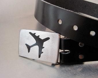 Airplane Belt Buckle