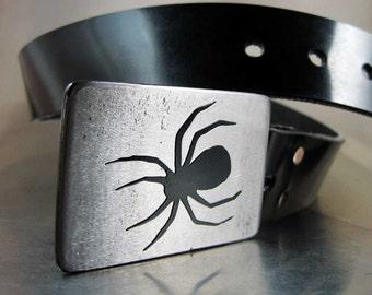 Spider Belt Buckle