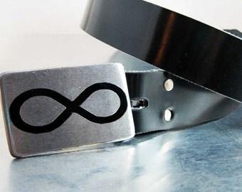 Infinity Belt Buckle