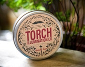 8 oz. Torch Illumination Lavender lemon - Soy Candle