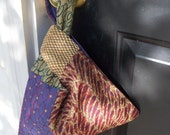 Upholstery-Tapestry  Hand Bag, Purse.