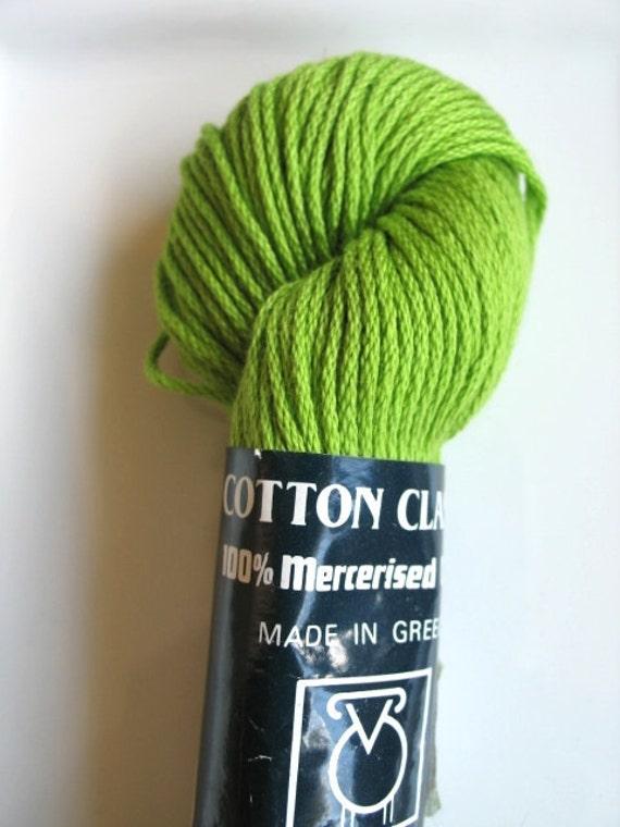 TAHKI Cotton Classic - Lime Green