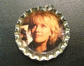 Stargate SG-1 Amanda Tapping charm necklace