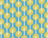 Monaluna, Taali, GOTS-Certified Organic Fabric - Trees - 1 yard