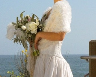 Bettina Knits Bridal Stole