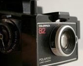 1970s polaroid colorpack 82 land camera