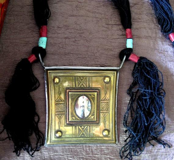 Tuareg Amulet Tscherot, Gris-Gris