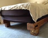 Heavy Barnbeam bed frame