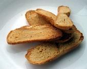 Gluten Free Bagel Chips - Small