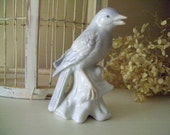Vintage Porcelain Bird Japan