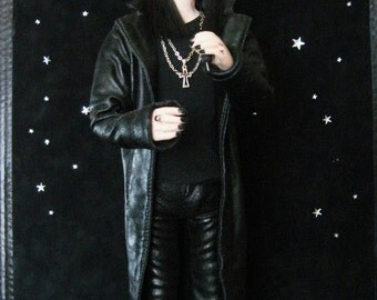 Rock and Roll One of a Kind Ozzy Art Doll