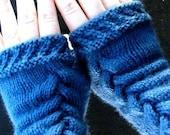 PDF Pattern - Jo March Fingerless Gloves - Instant Download
