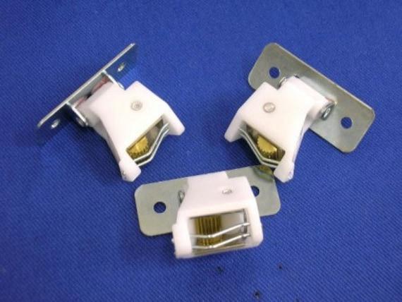 Roman Shade Cord Lock