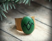 Owl Cave Ring