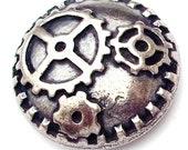 SteamPunk Gear Buttons