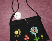 Bunny Buttons Kids Purse FREE SHIPPING