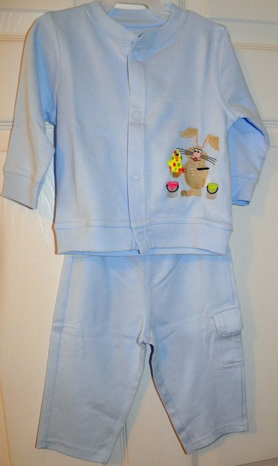 Baby Boy S Easter Outfit